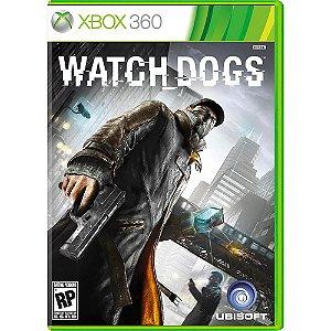 Xbox360 - Watch Dogs