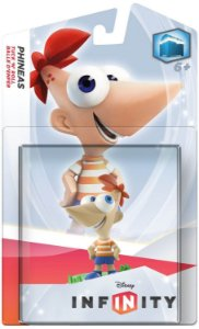 Disney Infinity - Personagem Individual - Phineas