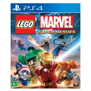 PS4 - Lego Marvel Super Heroes