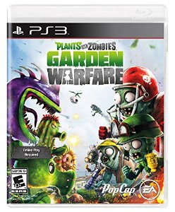 PS3 - Plants vs Zombies Garden Warfare