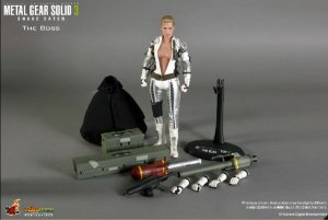 Action Figures - The Boss - Metal Gear Solid 3 - Hot Toys