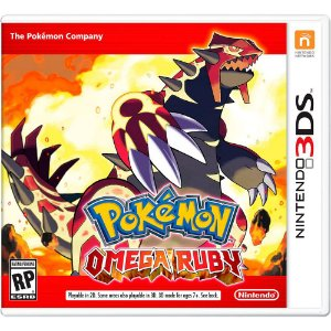 3DS - Pokémon Omega Ruby