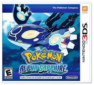 3DS - Pokémon Alpha Sapphire