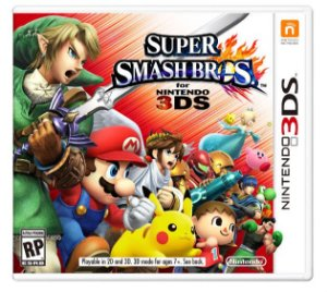 3DS Super Smash Bros