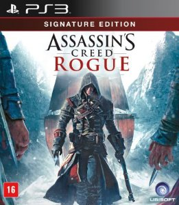 PS3 - Assassin's Creed - Rogue - Signature Edition