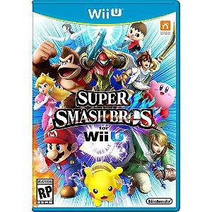 WiiU - Super Smash Bros for WiiU