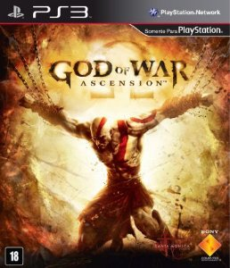 PS3 - God of War Ascension