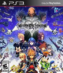 PS3 - Kingdom Hearts HD 2.5 ReMIX