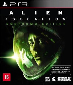 PS3 - Alien Isolation - Nostromo Edition