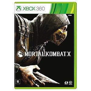 Xbox360 - Mortal Kombat X