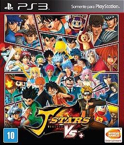 PS3 - J-Stars Victory VS +