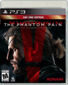 PS3 - Metal Gear Solid V - The Phantom Pain