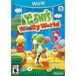 Wii U - Yoshi´s Woolly World