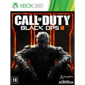 Xbox360 - Call Of Duty - Black Ops 3