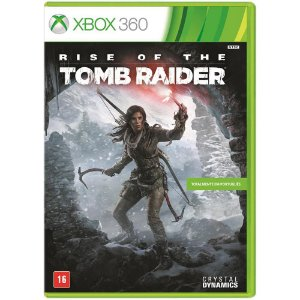 Xbox360 - Rise of the Tomb Raider