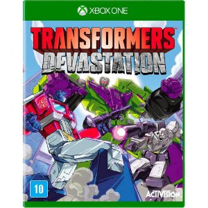XboxOne - Transformers Devastation