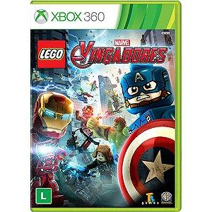 Xbox360 - Lego Marvel Vingadores