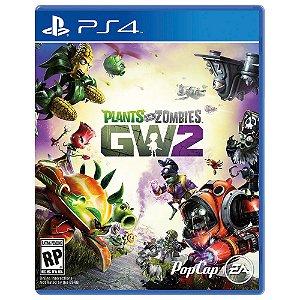 PS4 - Plants Vs Zombies Garden Warfare 2