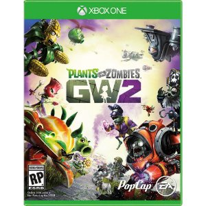 XboxOne -  Plants Vs Zombies Garden Warfare 2