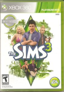 Xbox360 - The Sims 3