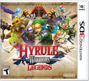 3DS - Hyrule Warriors Legends