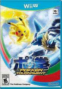 Wii U - Pokkén Tournament