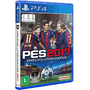 PS4 - PES 2017 - Pro Evolution Soccer