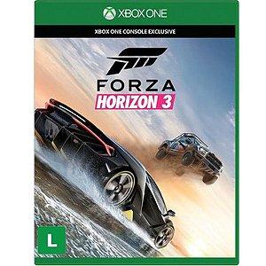 XboxOne - Forza Horizon 3
