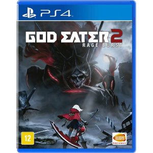 PS4 - God Eater 2 Rage Burst