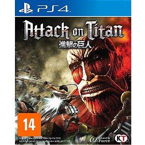 PS4 - Attack on Titan