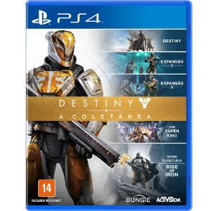 PS4 - Destiny - A Coletânea