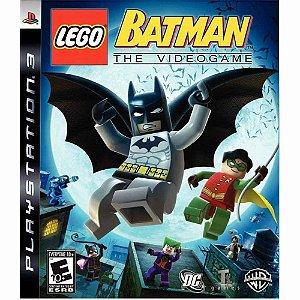 PS3 - Lego Batman - The Videogame