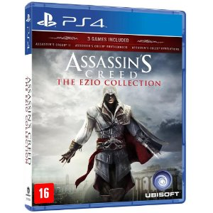 PS4 - Assassin's Creed - The Ezio Collection