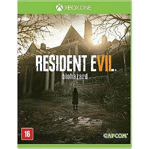 XboxOne - Resident Evil 7