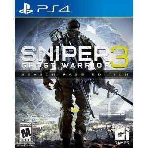 PS4 - Sniper Ghost Warrior 3