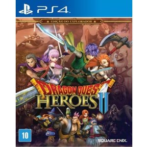 PS4 - Dragon Quest Heroes 2