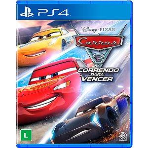 PS4 - Carros 3 - Correndo para Vencer