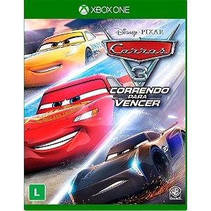 XboxOne - Carros 3 - Correndo para vencer