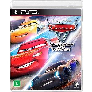 PS3 - Carros 3
