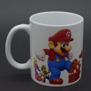 Canecas - Mario Bros Modelo 2