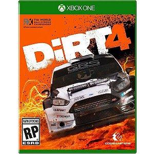 XboxOne - Dirt 4
