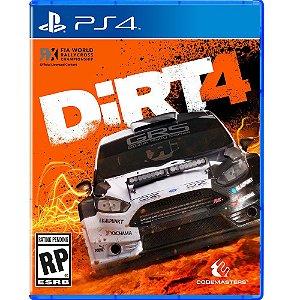 PS4 - Dirt 4