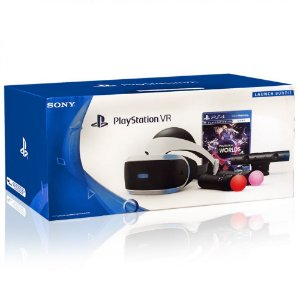 PS4 - Playstation VR Launch Bundle