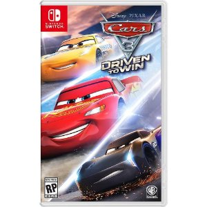 Switch - Carros 3