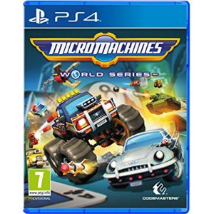 PS4 - Micro Machines -World Series-