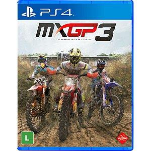PS4 - MXGP 3