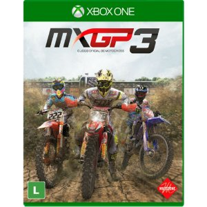 XboxOne - MXGP 3