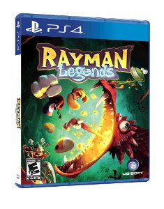 PS4 - Rayman Legends