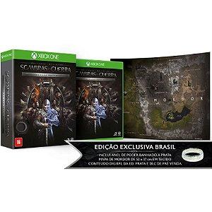 XboxOne - Terra-Média: Sombras de Guerra - Edição Prata