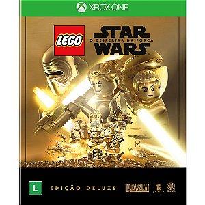 XboxOne - Lego Star Wars - O Despertar da Força - Edição Deluxe